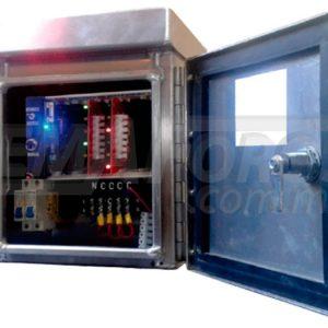 controlador para semáforos ct-6