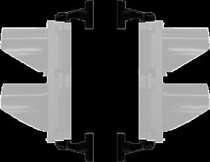 Herraje para semáforo Led de 20 cm