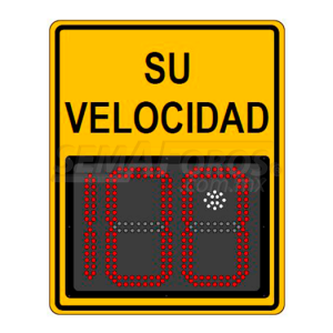 Radar de velocidad Safepace® Evolution