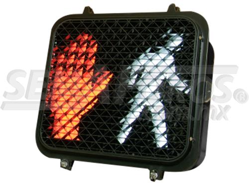 Semáforo Led Peatonal Mano/Mono