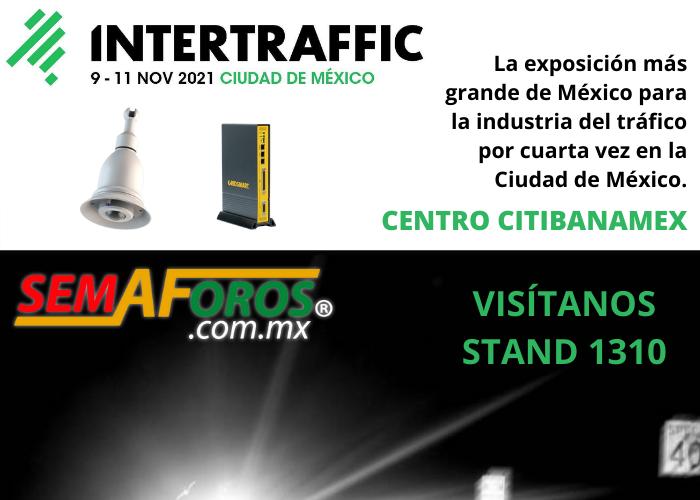 INTERTRAFFIC 2021 Semaforos.com.mx